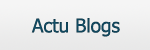 actu blogs